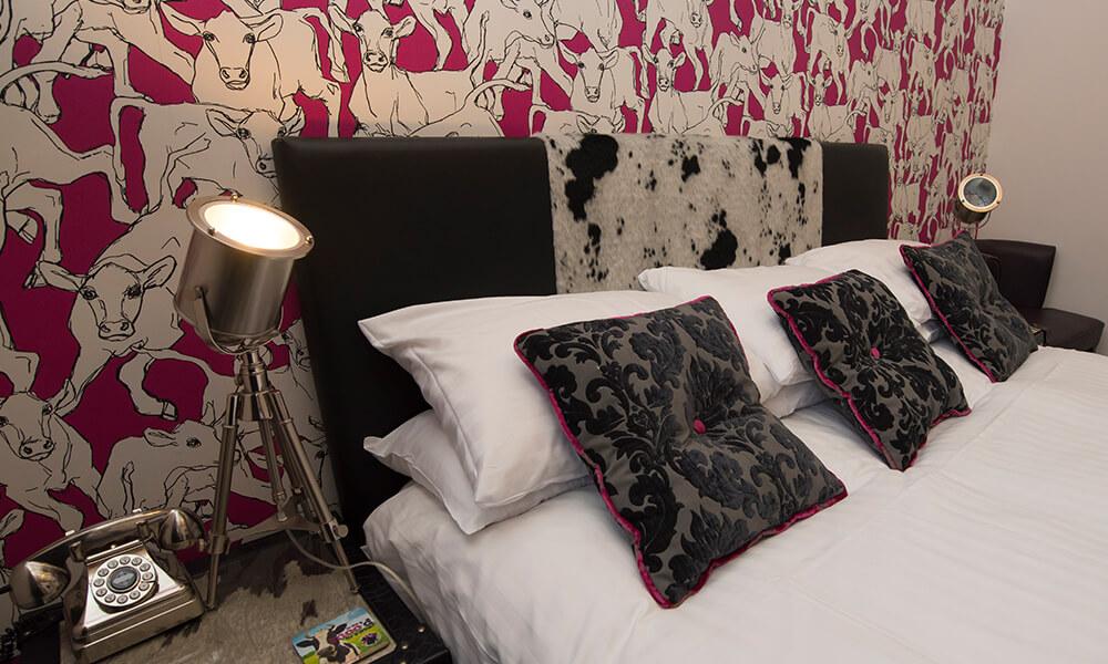 15 funky bedrooms