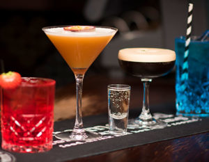 Wine & Cocktail List
