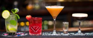 Cocktails Bull Inn
