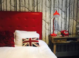 Room Six at The Bull Inn Hotel & Pub