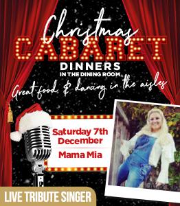 Mamma Mia - Cabaret Dinner