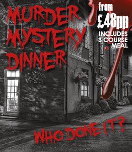 Murder Mystery at The Bull Inn