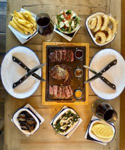 Steaks Pub Food The Bull